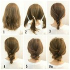 Very easy updos