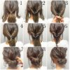 Very simple updos