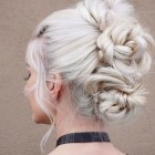 Wedding updos for bridesmaids