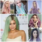 Hairstyles and colors 2016