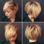 Hairstyles for 2016 short hair