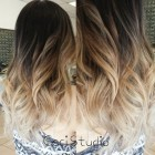 Ombre hairstyle 2016