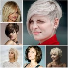 Photos of short hairstyles 2016