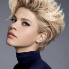 Short hairstyles trends 2016