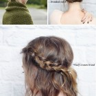 10 quick and easy hairstyles