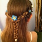 Birthday hairstyles for kids