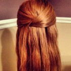 Cute and easy hairdos