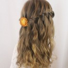 Cute easy little girl hairstyles