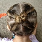 Easy hairdos for little girl