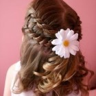 Easy hairstyles for young girls