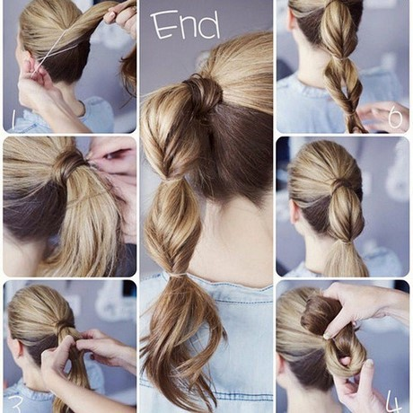 Easy n quick hairstyles