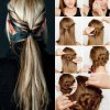 Easy to make hairstyles