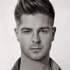 Fashion hairstyle for man