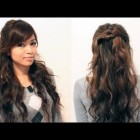 Fast and easy hairstyles for curly hair