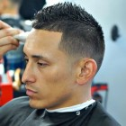 Fresh haircuts for men