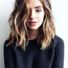 Haircut styles for medium long hair