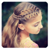 Hairstyle in girls