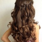 Hairstyles for long hair little girl