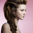Latest female hair style