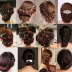 Latest hairstyle of girl