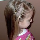 Little girl hair designs