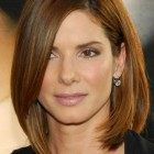 Medium length haircut styles for women