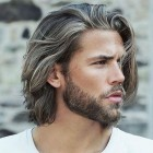 Men long hair styles