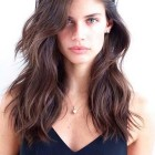 Mid long length hairstyles