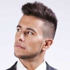 On trend mens haircuts