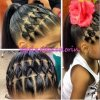 Quick hairstyles for little girls