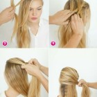 Quick n easy hair styles