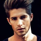 Style hair for men