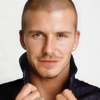 Very short hairstyle for man