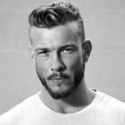 Very short hairstyles men