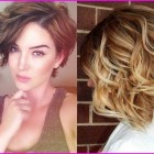 Best short haircuts for curly hair 2019