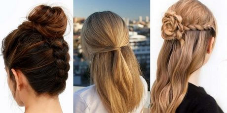 Cool hairdos for long hair