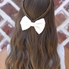 Cute and quick hairstyles for long hair