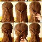 Cute hairstyles for long hair easy to do