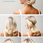 Cute quick and easy hairstyles for medium hair