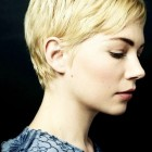 Cute very short hairstyles