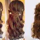 Easy and beautiful hair style