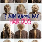 Easy hair designs