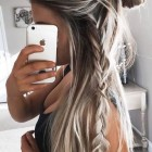 Easy hairstyle ideas for long hair