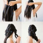 Easy self hairstyles for long hair