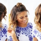 Easy short hairstyles for short hair