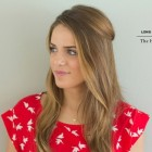Easy ways to style long hair