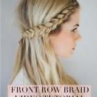 Front hairstyle