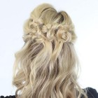 Fun updos for medium hair