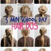 Girl hairdos for long hair
