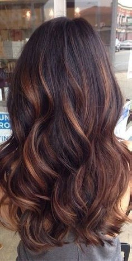 Hair highlights for women